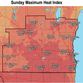 Heat could turn dangerous across southern Wisconsin this weekend