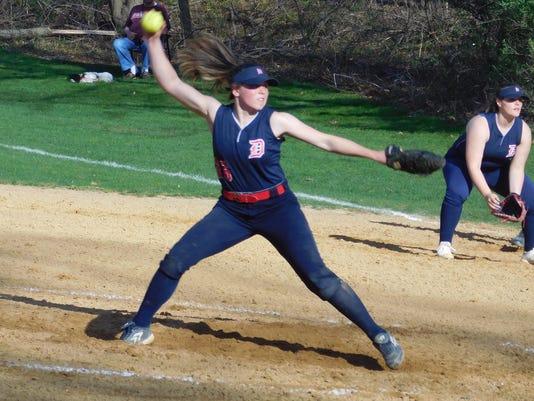 Elizabeth Renavitz Dunellen softball