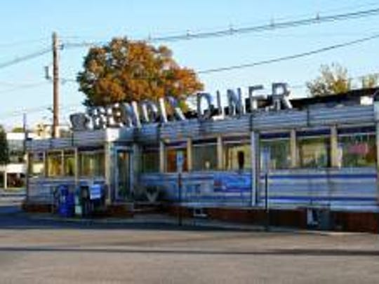 The Bendix Diner in Hasbrouck Heights, one of New Jersey's more than 600 diners, the largest concentration in the world, though their numbers have decreased over the years.