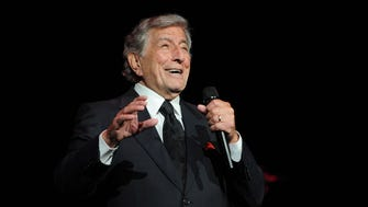 Singer Tony Bennett turned 90 in August, but he's still going strong, with a show booked for the Riverside Theater May 28.