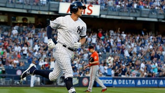 Greg Bird is still working toward producing consistently.
