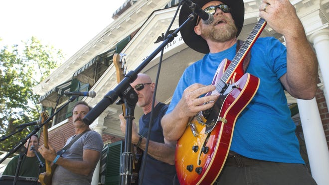 The Toes will again be one of a plethora of bands that will perform during Rochester Porchfest. This year the festivities again take place Sept. 27 in downtown Rochester.