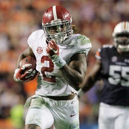 Derrick Henry and Alabama enter the SEC championship game as the nation's No. 1 team, according the CFCC.