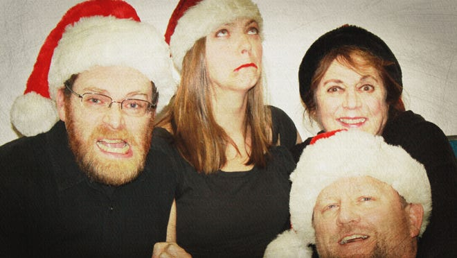 """Members of Salem Playback Theatre will act out audience member's holiday stories in """"The Best of Times, the Worst of Times: A Playback Holiday Special!"""" at 7 p.m. Dec. 20 at the Reed Opera House."""