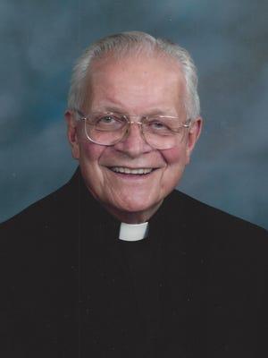 The Rev. Edward Ritter