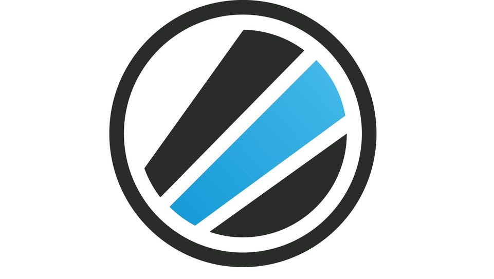 The logo for ESL, the world's largest eSports company.