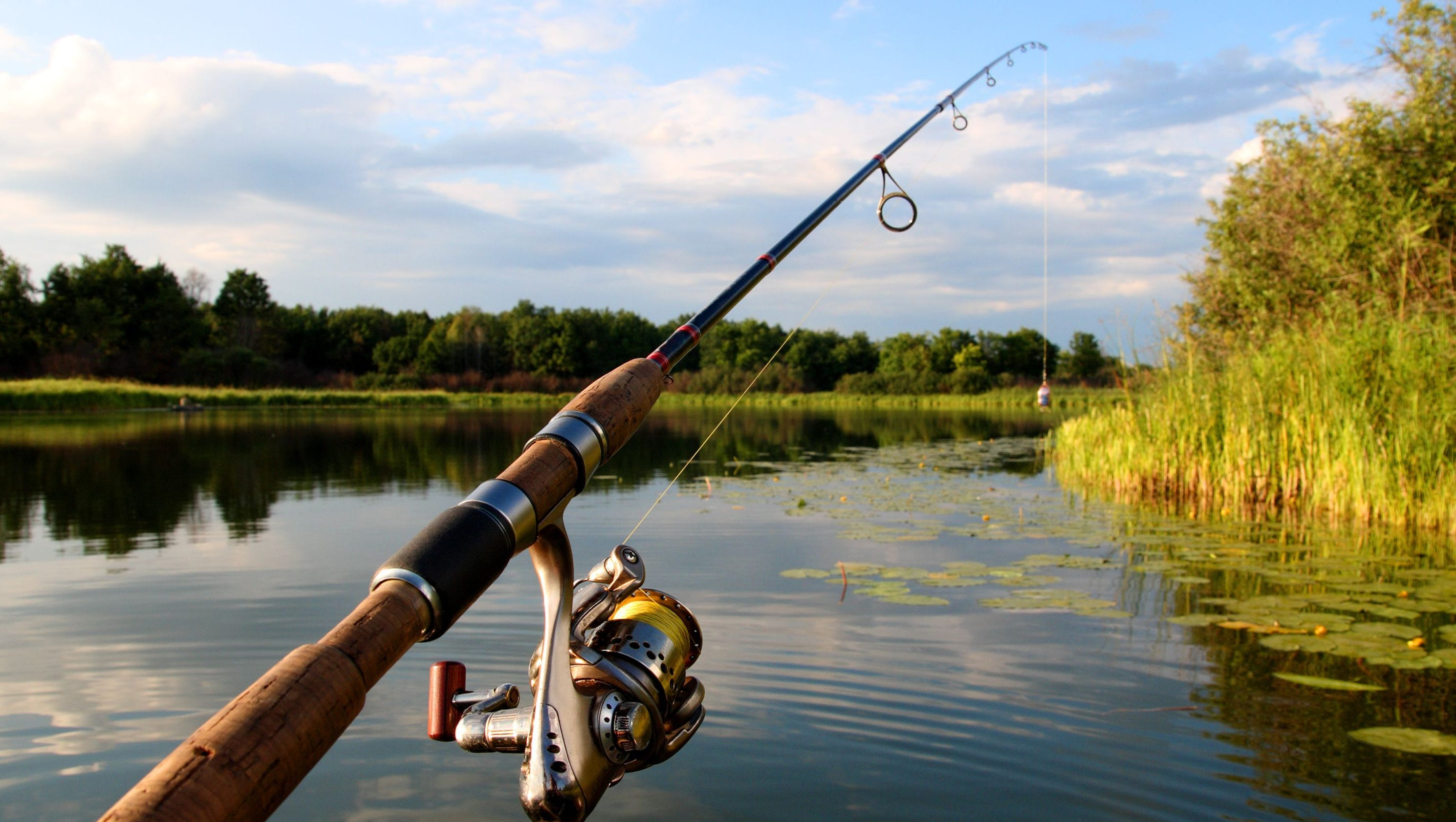 Summertime fishing sweepstakes for Free fishing tackle giveaway