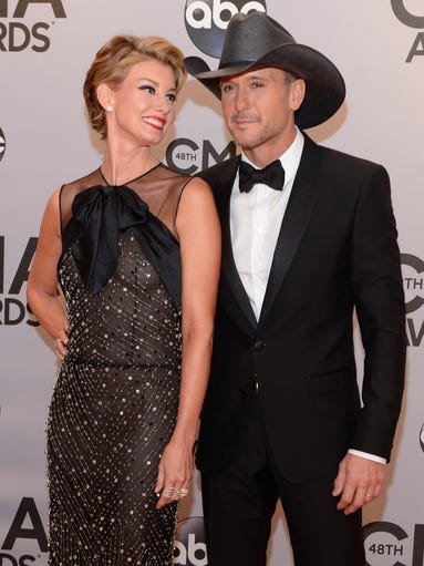 Music City gets its glamour on It's country music's