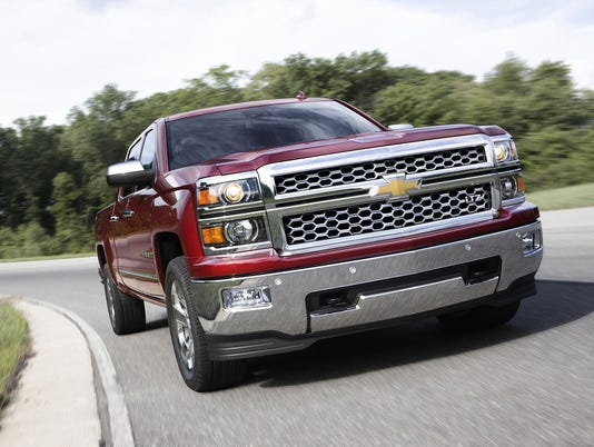 2015 Chevrolet Silverado