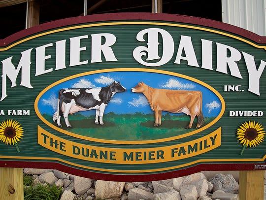 Meier Dairy of Palmer, Inc., Palmer, KS
