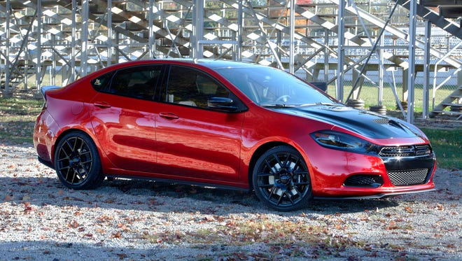 Dodge Dart compact sedan is based on a Fiat Alfa-Romeo model. It has helped Dodge parent Chrysler Group attract more buyers.
