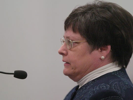 Cathey Sinclair, a sister of two of Seibold?s victims,