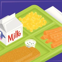 A food fight over free and reduced school lunches