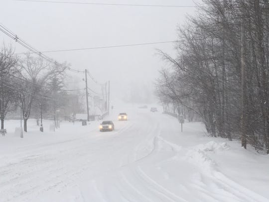 Union Valley Road in West Milford. The town and neighboring