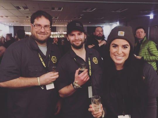 Ashlyn Gulvas is joined by Milwaukee Brewing brewers