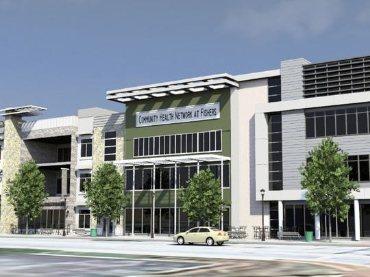 Yeager Properties will build a 51,045 square foot,