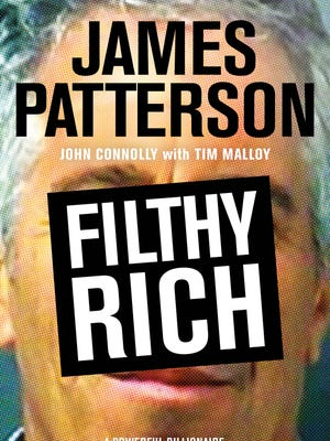 'Filthy Rich' by James Patterson