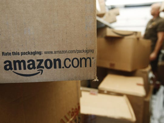 Amazon, which hooked shoppers on getting just about