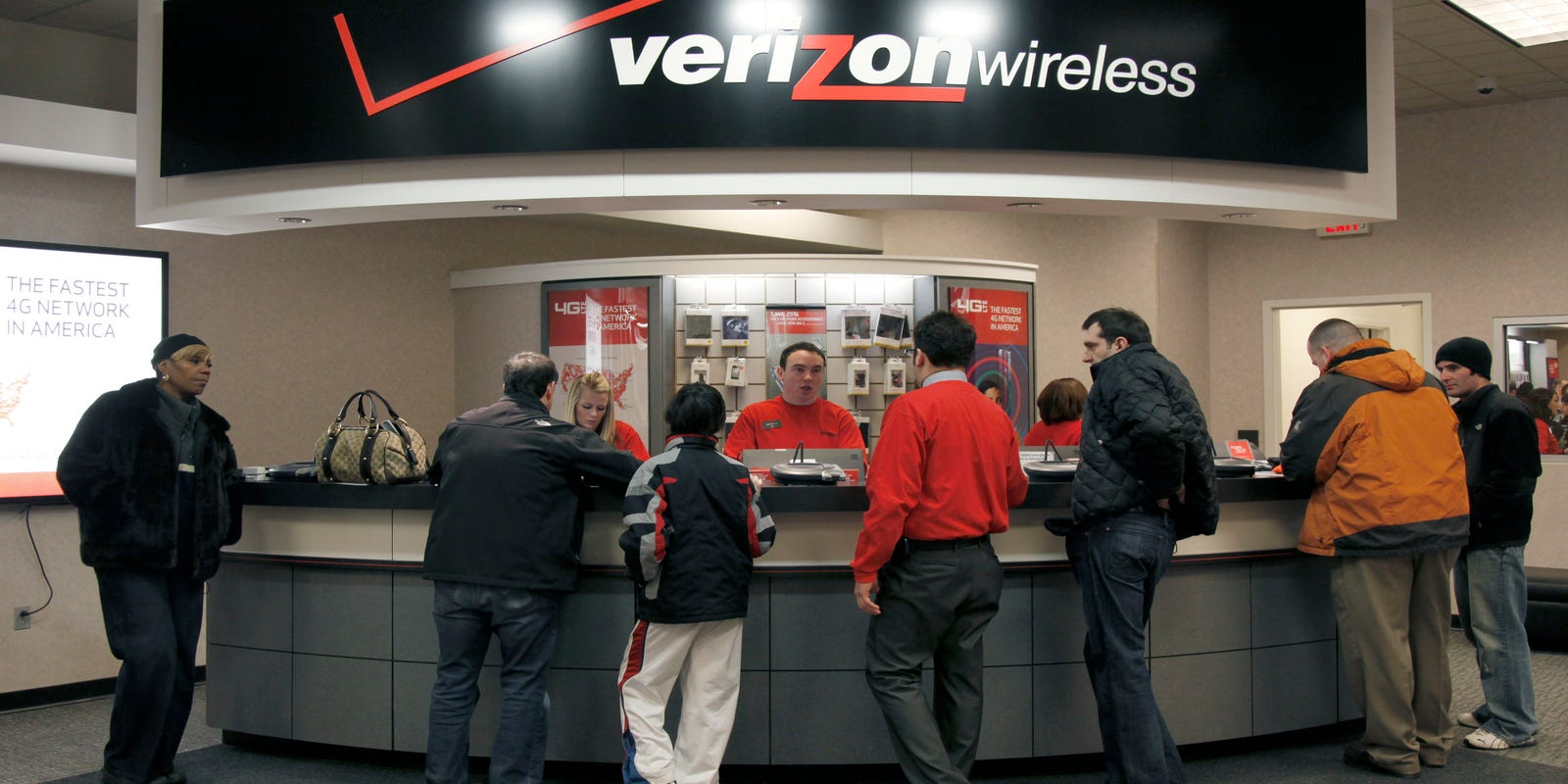 Verizon service 'fully restored' for customers on East Coast