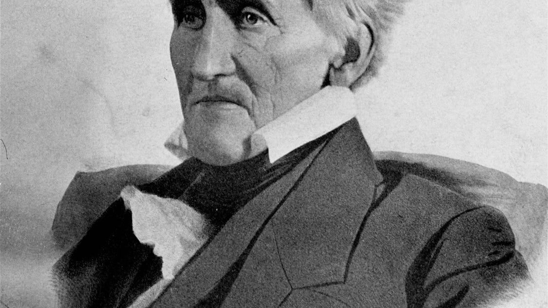 an introduction to the life of andrew jackson and democrats The jackson era, running from around 1820 to 1845, was a time of rampant  by  democrats as a vindication of the peoples right to chose their president, and.