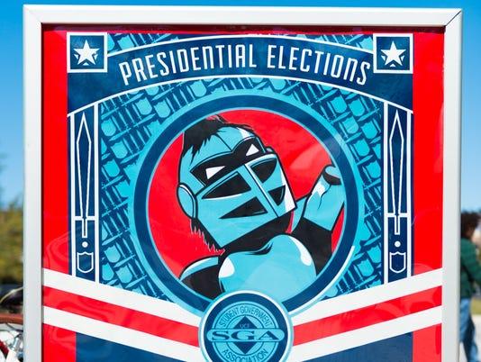 SGA Presidential Elections