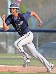 Fleet-footed Alex Manasa was a two-time All-State standout