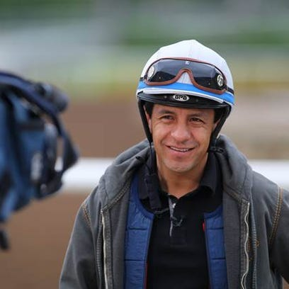 Victor Espinoza's weeks leading up to the Triple Crown