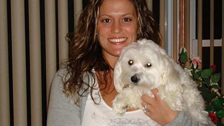 Letizia 'Lisa' Zindell was killed a day after her ex-fiance was released from jail. 'Lisa's Law' aimed to tighten monitoring of domestic violence offenders.