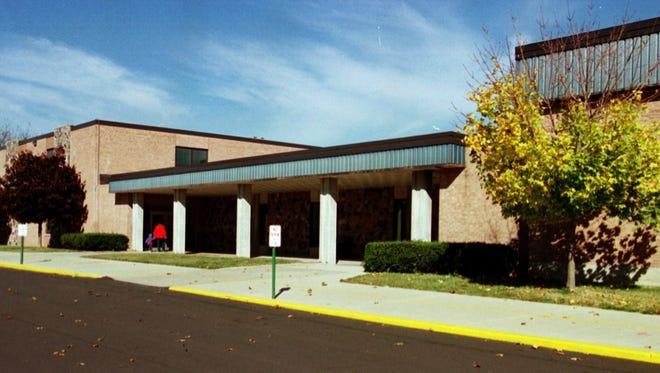 Pioneer Elementary School in Ashwaubenon.