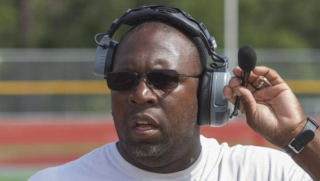 Central Regional football caoch Willie Jacobs resigned on Monday after three seasons..