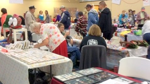 The Crss Point Church will host its annual Bazaar in November to try and raise money for things it intends to do this holiday season.
