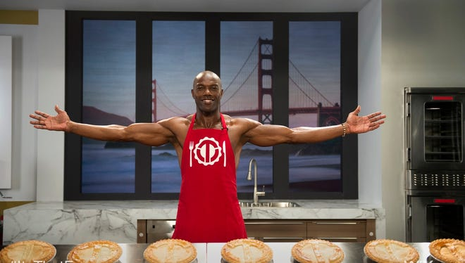 Terrell Owens gets a piece of the Super Bowl ad pie.