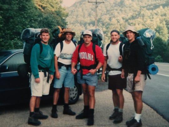 Sean Hassett, Bob Potter, Ron Luke and Bill Hetherington