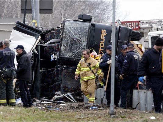 2011 Bronx Bus Crash