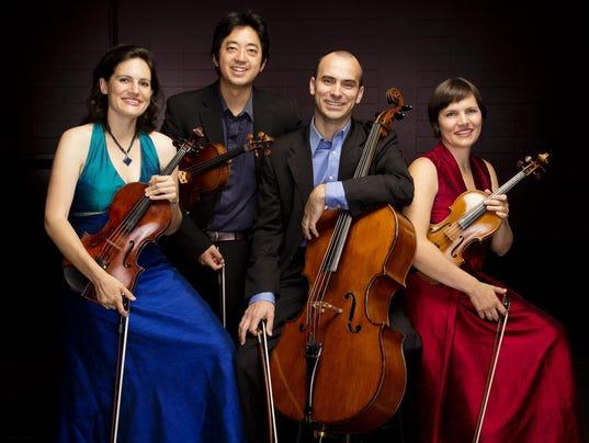Jupiter-String-Quartet