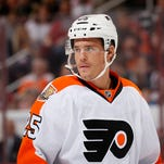 Nick Cousins finally has stability after Flyers moves