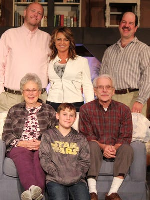 """Six actors will perform """"On Golden Pond"""" at Fremont Community Theatre."""