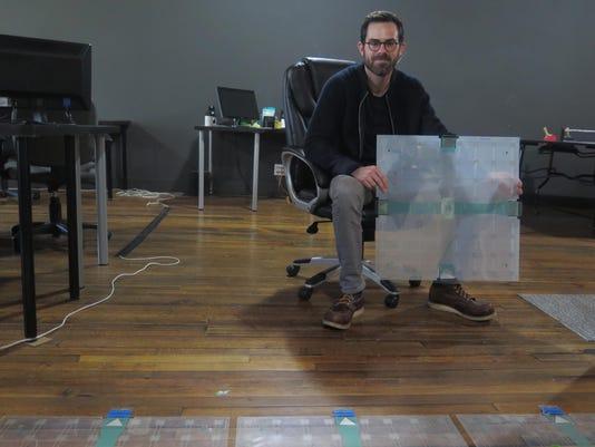 Smart Floor Sensors
