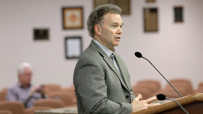 State Rep. Joe Pickett will step down from his seat on Friday.
