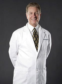 Dr. Richard Jacoby, a podiatrist at the Scottsdale Neuropathy Institute