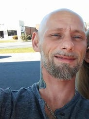 Dewayne Halfacre, 42, fled from police after a Friday