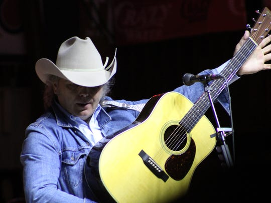 Dwight Yoakam was the 2018 Outlaws & Legends Saturday evening headliner.