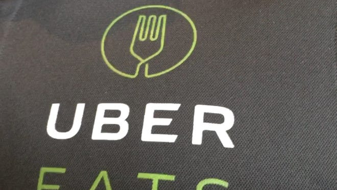 Uber Eats has launched in Delaware with delivery service from three McDonald's locations in the Newark area.