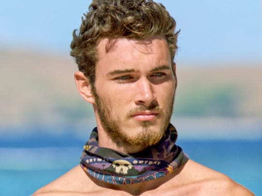 "Knoxville's Michael Yerger on ""Survivor: Ghost Island."""