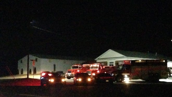 The Madison County Sheriff's Office has determined that a call regarding a possible hostage situation tonight was unsubstantiated. There were no hostages, and no one was in danger, Sheriff's Office spokesman Tom Mapes said.