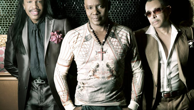 The legendary soul group Earth, Wind & Fire plays Greenville's Peace Center this summer.