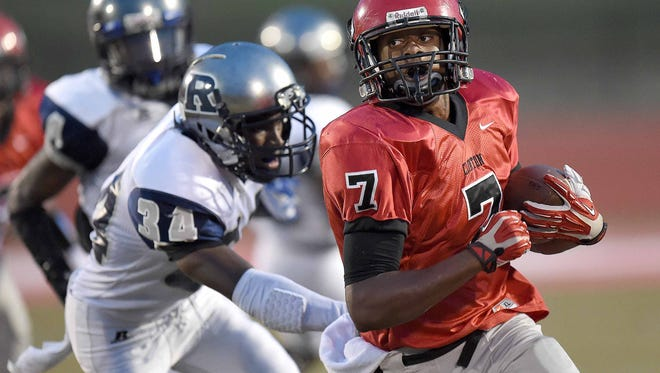 Clinton junior Darius Maberry is one of the top running backs in Mississippi primed for a breakout year.