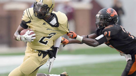 Bassfield's Jamal Peters could make an impact at Mississippi State as a freshman.