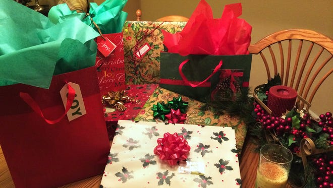 Some adults prefer gifts this season that aren't beautifully wrapped and  placed underneath a tree.