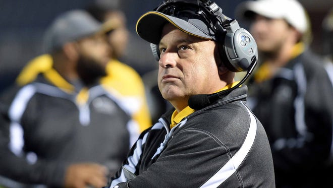 Lance Mancuso is the coach of Jefferson County after having success at Bassfield.